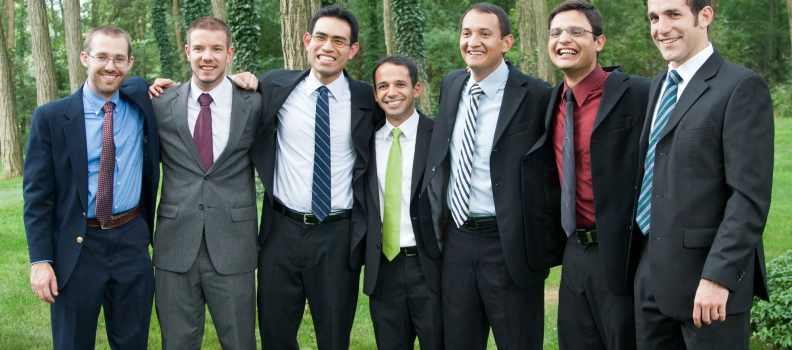 Brothers from Numerous Countries Celebrate Lifelong and Annual Commitments in Chelsea, Michigan
